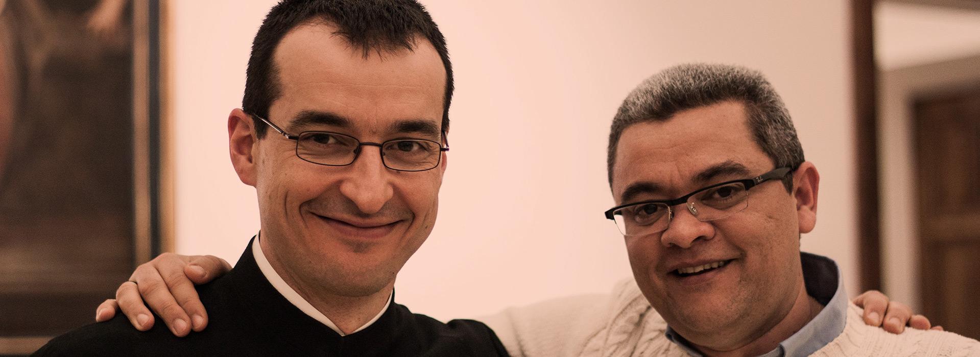 two seminarians