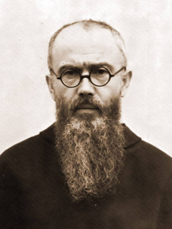 St Maximillian Kolbe